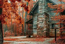 House and landscapes