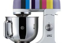 Kitchen Gadgets - Mixers / If you're planning on becoming Britain's next big baker, your kitchen won't be complete without one of these mixers. There are many mixers on the market at the moment, with plenty of options for every taste and budget; here are a few of our favourites.