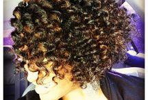 twist hair