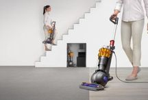 Upright Dyson Hoovers