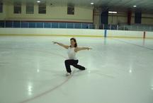 PJ Ice skating