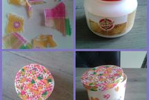 Verpakkingen/Doosjes
