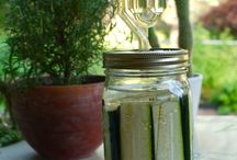 Preserves, fermenting and Western Ah
