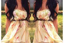Dresses / by Melanie Bruno-Hibler