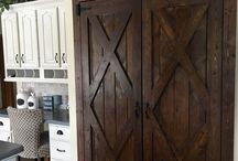 Doors / I love Doors with character!
