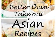 Better/Asian recipes