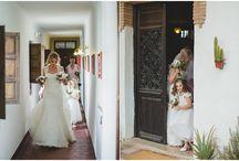 VESTIDOS DE BODA / WEDDING DRESS / VESTIDOS DE BODA / WEDDING DRESS by Azaustre Fotografo