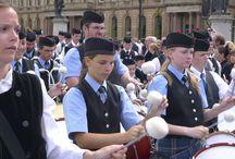 Scotland pipes