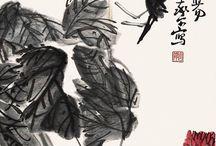 Li Kuchan - 李苦禅  - 이고선