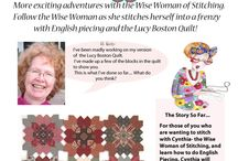Lucy Boston Quilt