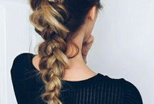 Hairstyles&Makeup / Makeup, hairstyles, nails done.