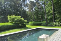 poolside decks / inspiration for how to design and build an amazing hardwood ipe poolside deck