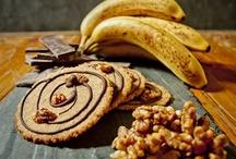 Flourless Cookies / Grown-up flavors, kid-like appeal.    Grain-free, starch-free, pure goodness. Certified: gluten-free, kosher parve, organic, vegan