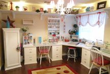 Craft Room Ideas / by Jeanne Pettit