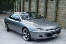 CARACTERS_Peugeot 406 407 Coupe