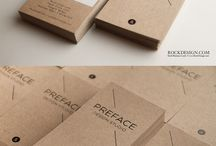 Tarjetas de visita - Business cards
