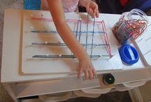 kiddo crafts + activities