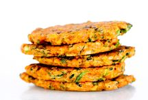 Easy ~ Vegetable Fritters