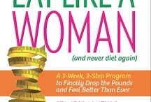 Eat Like a Woman / Based on the latest research showing that men and women metabolize food and lose weight differently, Eat Like a Woman (And Never Diet Again) is a groundbreaking three-step program tailored specifically to the needs of the female body.   Staness Jonekos, author of The Menopause Makeover, and leading women's health expert Dr. Marjorie Jenkins show you how to lose weight without deprivation, look younger and feel better than ever. http://www.EatLikeAWoman.com
