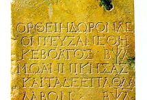 56.1-Epigraphy and Writing