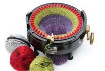 Masini de tricotat / Pregateste-te de sezonul rece cu masinile de tricotat ADDI! Puteti realiza intr-un timp mai scurt articole vestimentare tricotate! http://decusut.ro/dispozitive-de-tricotat/
