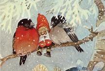 Christmas art / by Troll Seller
