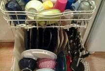 Superior dishwasher loading