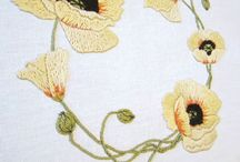 embrodery, broderii