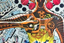 Psychedelic comics
