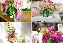 floral arrangements / by Lisa Fazio