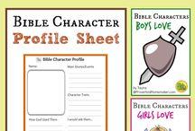 biblical teaching (kids)