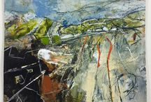 March Workshop at St John Street Gallery Ashbourne 2018 / Lewis's painting focuses on the physical and emotional impact of the landscape. Students will be drawing and painting direct from the landscape, learning a working method that stimulates creativity, produces exciting work and develops an open attitude towards painting.  Making vigorous, atmospheric drawings removes preciousness and allows a spontaneity of mark making that helps you to achieve more interesting paintings.