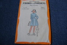 Sewing: style-french/chambray/smocking