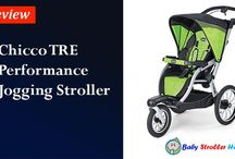 Chicco TRE Performance Jogging Stroller Review