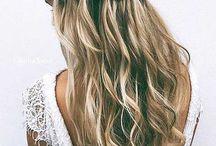 Esküvői haj