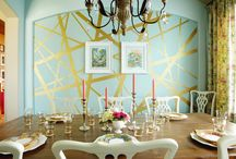 Rooms: Dining / We love our kitchens... but the dining room is where it all comes together! Don't let your dining room go to waste. Check out these gorgeous ideas and take in-home dining to a new level!