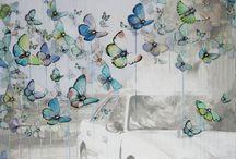 Sage vaughn butterflies