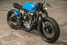 Royal Enfield Custom