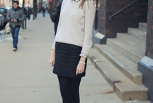 Cute Office Outfits / Outfit ideas for work. Vintage and vintage inspired.. with a little bit of Parisian chic mixed in.