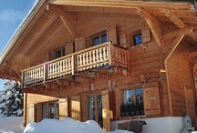 Chalet Chalin /  -  3 bedrooms, sleeps 5, bathroom, WC, Jacuzzi  -    superb in and out skiing in one of the largest skiing areas of Europe  -  With fantastic views of the Swiss Mountains  this chic chalet, well equipment and with great comfort,  will turn your skiing holidays into a fantastic winter vacations.