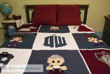 Crochet Doctor Who