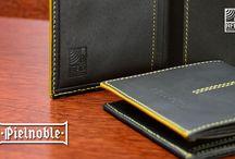 Pielnoble PJ / Carteras y Complementos de Pielnoble con protección RFID