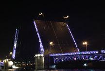 Saint-Petersburg / Bridges