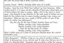Classroom Writing Ideas