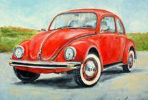 tegninger af biler