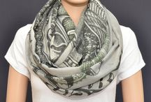 dollar scarf / to buy