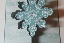 Stampin' Up! ~ Snowflake Thinlits Die