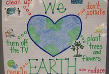 Earth Day Activities for Pre-K / Earth Day activities for children. / by Mari