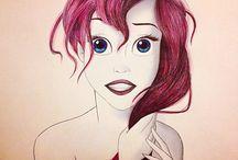 Disney / by Katrina McEwan