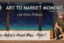 Art To Market Moment [video series]